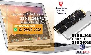 Upgrade MacBook Air