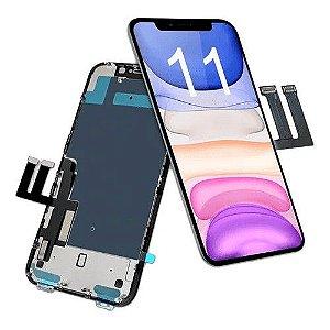 Tela iPhone 11 Original - Peça removida de Aparelho Apple