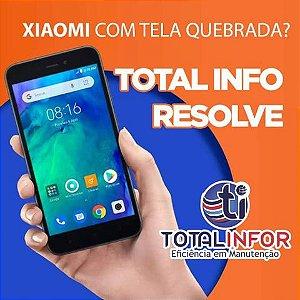 Redmi Note 7 / Note 6 Pro – Troca Tela Vidro Display