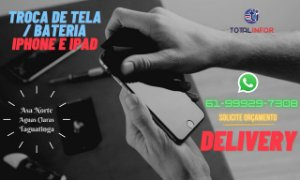 Assistência iPhone Brasilia - Tela iPhone Xs Max Oled