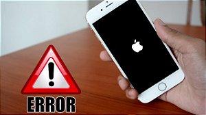 iPhone travado Logo Apple, Reiniciando? Reinstalar IOS - Resetar iPhone