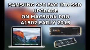 Upgrade MacBook pro Retina 2012 a 2015
