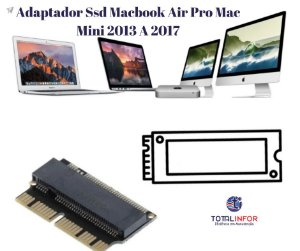Adaptador macbook Air 2013 a 2017  - MacBook pro 1502 MacBook pro 1398