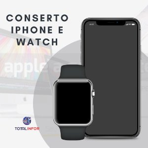 Reparo de Iphone - Substituição da bateria - Vidro iPhone