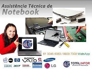 Conserto de notebook Asa Norte