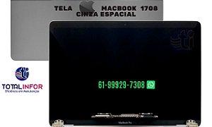 Tela MacBook Pro 13 Touch Bar a1708 Space Gray Nova