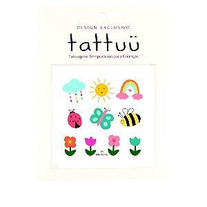TA001 - Tattoo Jardim