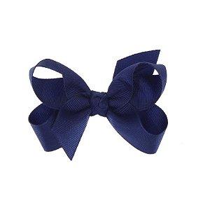 APR001-27 - Presilha Laço Classic M Gorgurão - Azul Royal