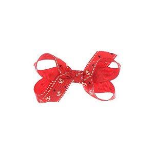 APR013-10 - Presilha Laço Classic P1 Variadas Set 2  - Náutico vermelho