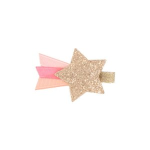 ADF404-08 - Presilha Desenhos Variados - Estrela Dourada
