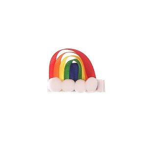 Presilha Desenhos - Arco-Íris