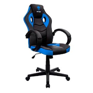 Cadeira Gamer Hunter Azul EG-901 Evolut