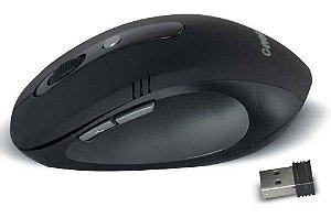 Mouse EO-462 Preto Sem Fio Evolut