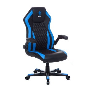 Cadeira Gamer Hunter V2 Azul EG-902 Evolut