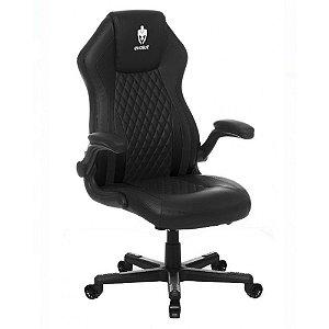 Cadeira Gamer Hunter V2 Preta EG-902 Evolut