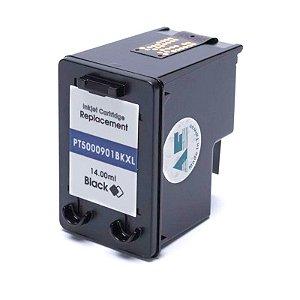 Compatível: Cartucho de Tinta HP 901XL Black 15ml Microjet