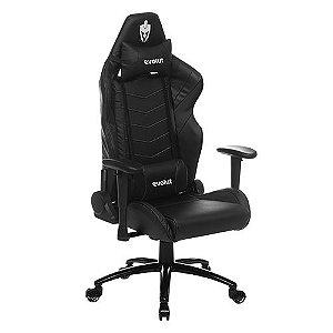 Cadeira Gamer Heavy Preto EG990 Evolut