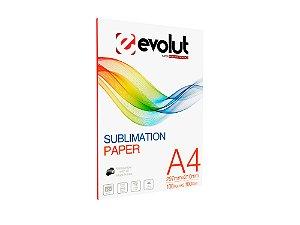 Papel Sublimação Neutro A4 90g 100fls