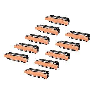 Compatível: Kit 10 Toner HP CE401A | CE251A Cyan 7k Evolut