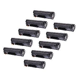 Compatível: Kit 10 Toner HP CE278A | P1606DN 2.1k Chinamate