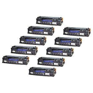 Compatível: Kit 10 Toner HP 7553A | 5949A 3k Evolut