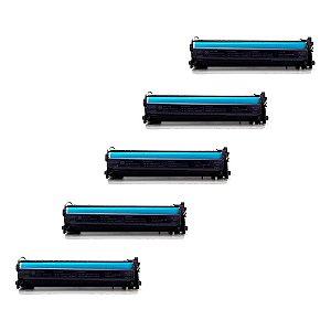 Compatível: Kit 5 Toner HP CF226X | M426DW 9k Chinamate