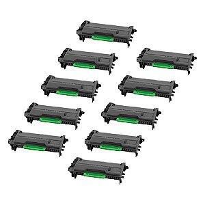 Compatível: Kit 10 Toner Brother TN3472 | TN880 12k Evolut
