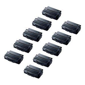 Compatível: Kit 10 Toner Samsung D203 | SL M4020ND 15k Evolut