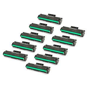 Compatível: Kit 10 Toner Samsung D111S | SCX2060 1k Chinamate