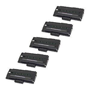 Compatível: Kit 5 Toner Samsung SCX-4200 | SCX-4220 3k Evolut