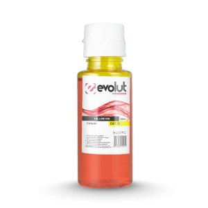 Compatível: Tinta HP EGT-52 Yellow 100ml Evolut