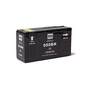 Compatível: Cartucho de Tinta HP 950XL Black 80ml Evolut