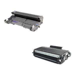 Compatível: Kit Fotocondutor + Toner Brother DR620 | TN650 Evolut