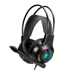Headset Gamer Apolo RGB EG-304 Evolut