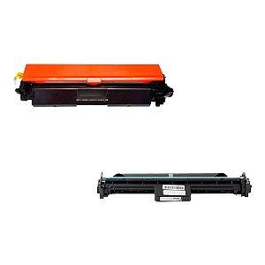 Compatível: Kit Fotocondutor + Toner HP M203DN | CF230A Evolut