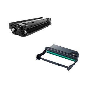 Compatível: Kit Fotocondutor + Toner Samsung MLT-R116   D116L Evolut