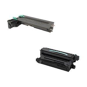 Compatível: Kit Fotocondutor + Toner Samsung SCX-R6555A   SCX-D6555 Chinamate