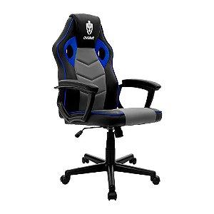 Cadeira Gamer Hunter Azul EG-903 Evolut