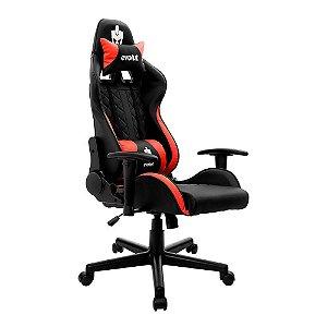 Cadeira Gamer Tanker V2 Vermelha EG-905 Evolut