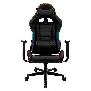 Cadeira Gamer RGB Lumni EG-940 Preta Evolut