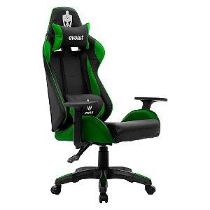 Cadeira Gamer Lite EG-904 Verde Evolut