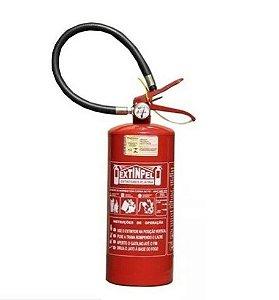 Extintor Pó Químico ABC 8kg - 5 anos validade