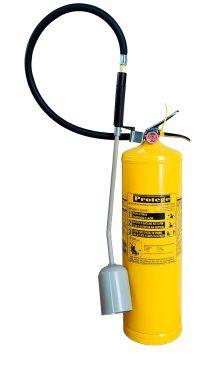 Extintor Pó Químico CLASSE D 9kg