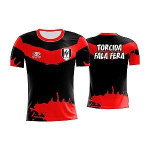 Camiseta Futebol Torcida Baby Look