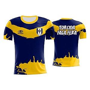 Camiseta Voleibol Torcida Baby Look