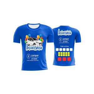 Camiseta Supermercados Baby Look