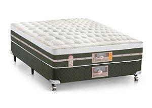 Cama Box Castor Casal Silver Star  AIR Bonnel One Face 138X188x060