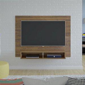 Painel Flash Para Tv Até 47 Polegadas Com Nicho cor Pinho