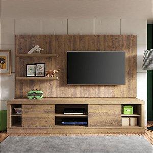 Estante Home Boss Para Tv Até 60 Polegas Artely  Pinho