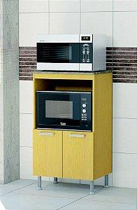 Balcão  para  forno e Microondas Indekes  2 Portas
